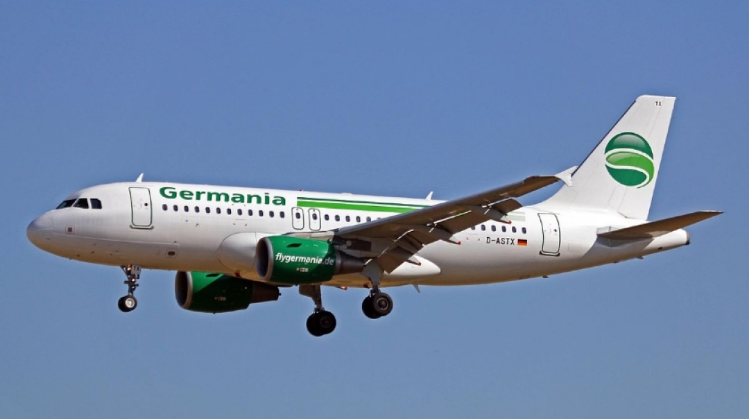 Germania Sets Course for all-Airbus Fleet