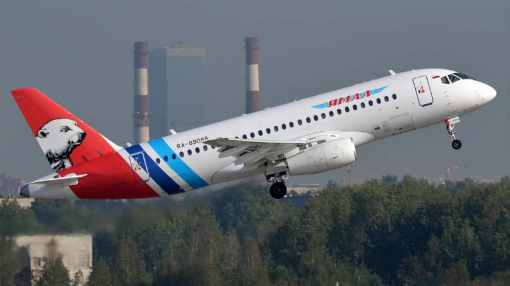 Yamal Airlines Cancels Options for 10 Superjet 100s