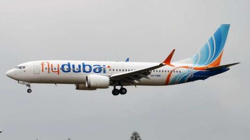 Flydubai Boeing 737 Experiences Bird Strike