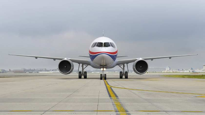 Russia Makes Further Progress with MC-21 Test Program