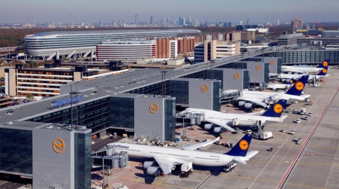Lufthansa Hit Hardest as Frankfurt Airport System Fails