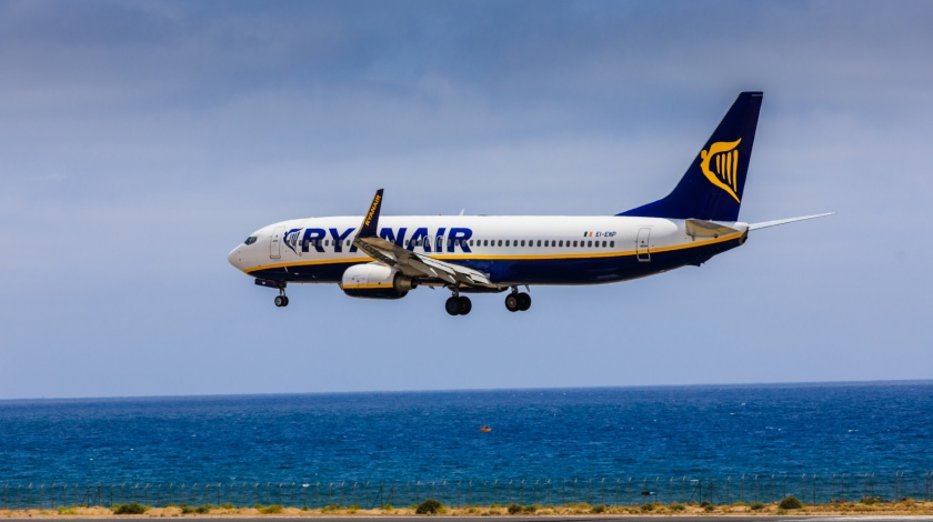 Ryanair Returns with Over 1,000 Daily Flights in July
