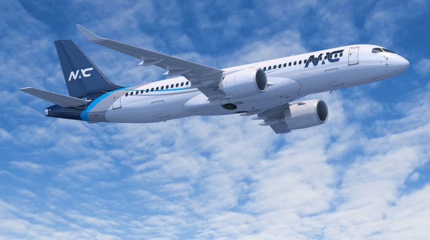 Regional Aircraft Lessor NAC Commits to 20 Airbus A220 Aircraft