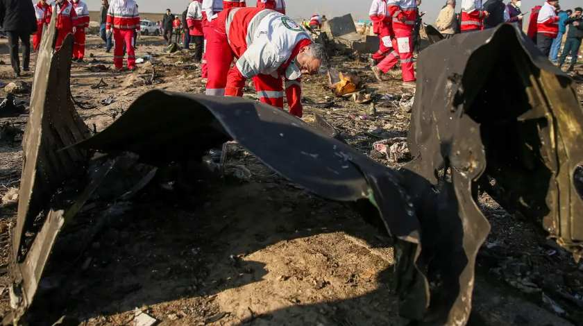 Crash of UIA Boeing 737 NG: More Questions Than Answers