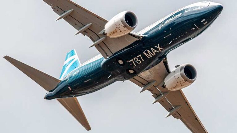 GECAS Terminates Order for 69 Boeing 737 MAX Aircraft