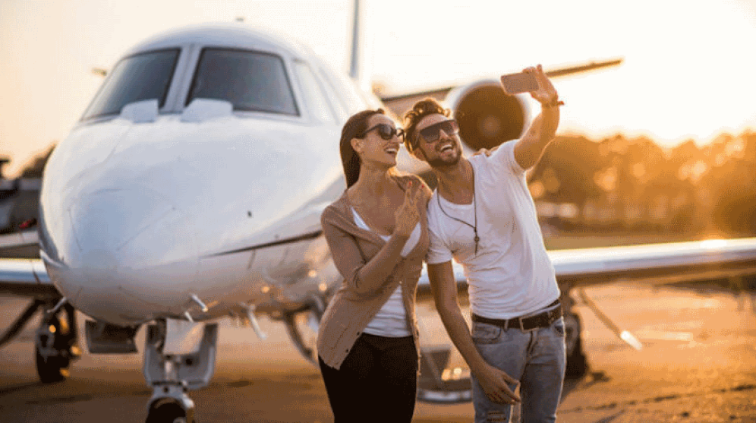 The First Ever Private Jet Shuttle Flights Between Ibiza and Mykonos