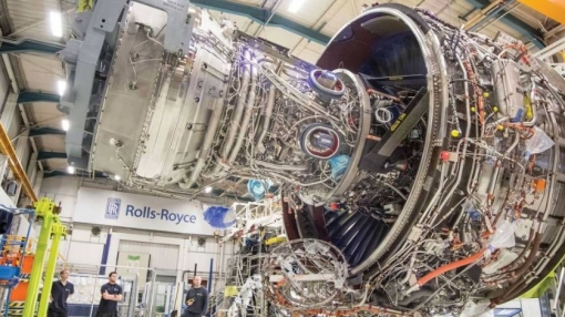 Rolls-Royce Wins Trent Order from Turkish Airlines