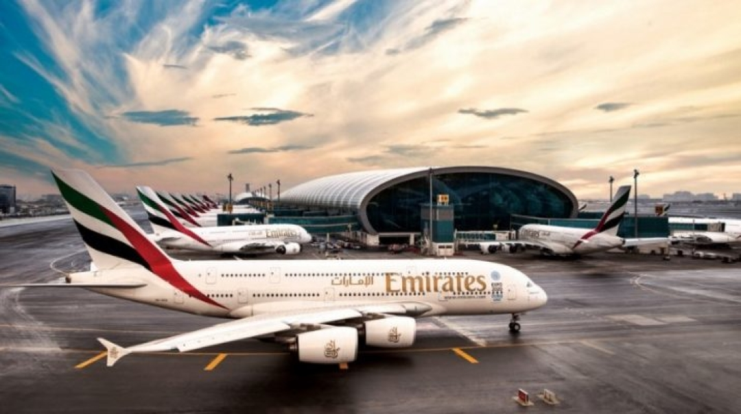 Emirates Named 'Airline of the Year' at the 2018 Air Transport Awards