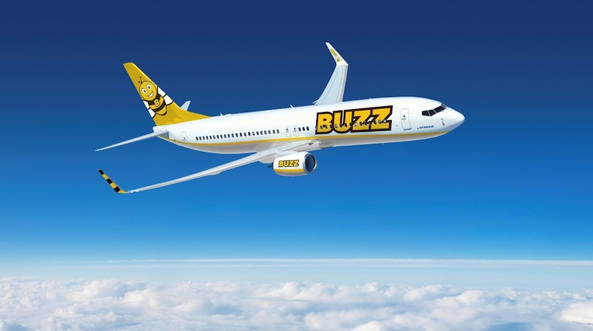 Ryanair Sun To Be Rebranded As Buzz
