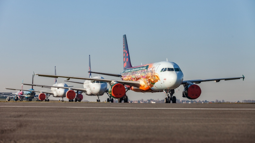 Brussels Airlines to Reduce Fleet by 30% and Cut 25% of Jobs