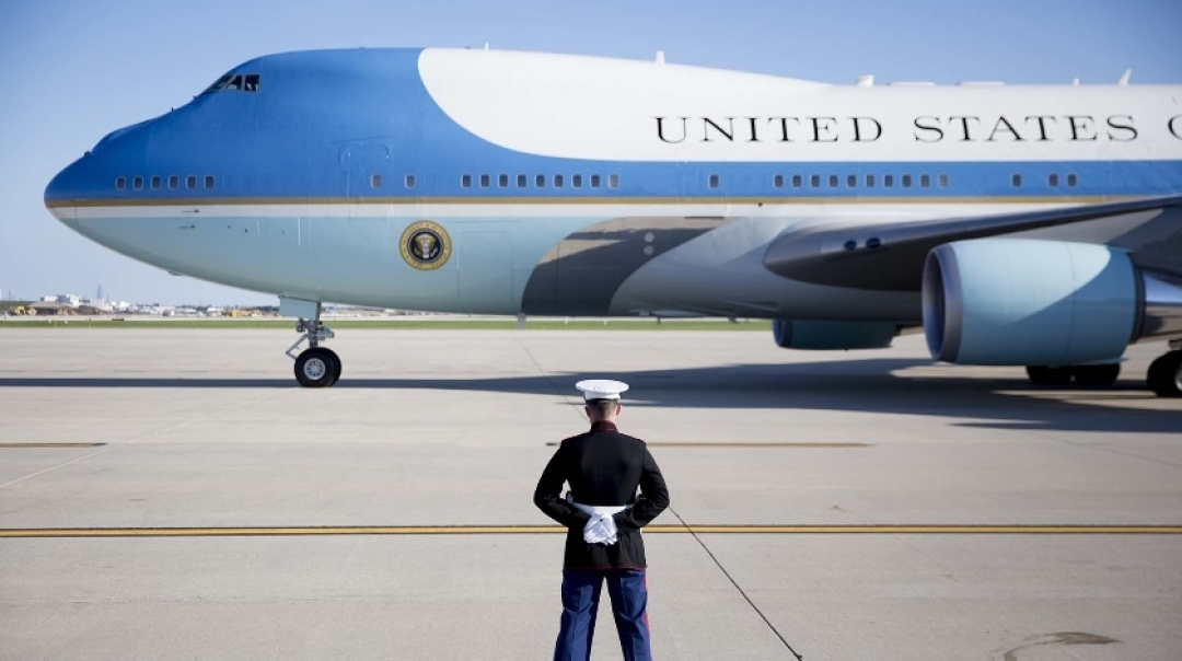 Boeing and White House Reach Informal Deal for Two Air Force One Jets