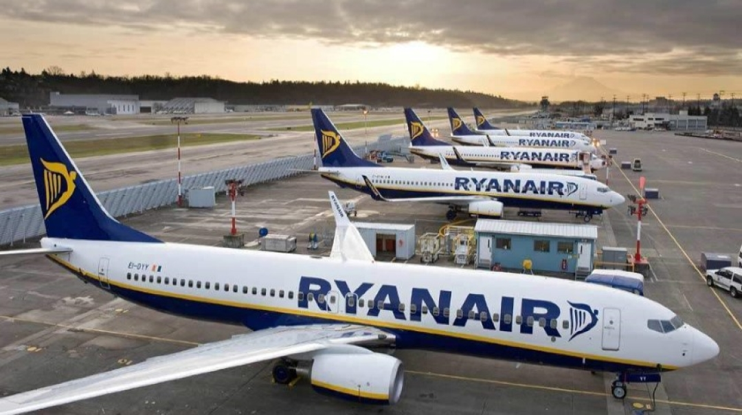 Ryanair Fined €1.85 Million by AGCM Over Mass Cancelations