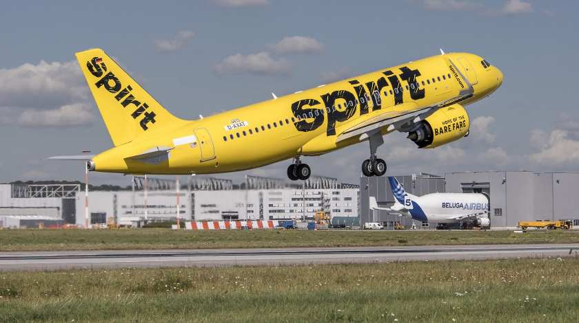 Spirit Airlines Finalises Order for 100 Airbus A320neo Family Aircraft
