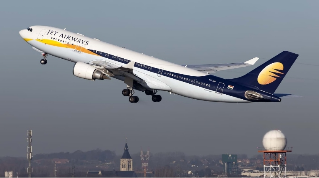 Etihad Denies Plans to Sell Jet Airways Shares