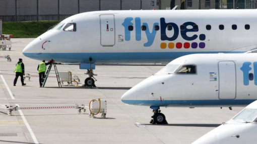 Flybe Cancels Dozens of Flights Amid Pilot Shortage