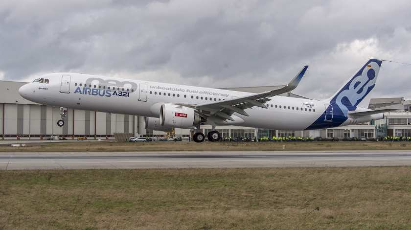 Airbus Net Orders Remain Negative Over Cancellations