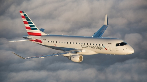 Embraer and American Airlines Sign Contract for 15 E175s