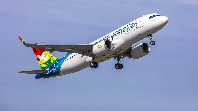 Air Seychelles Takes Delivery of Africa's First A320neo