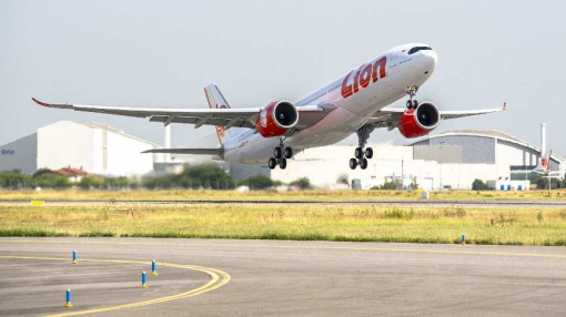 Lion Air - First A330neo Operator in Asia-Pacific