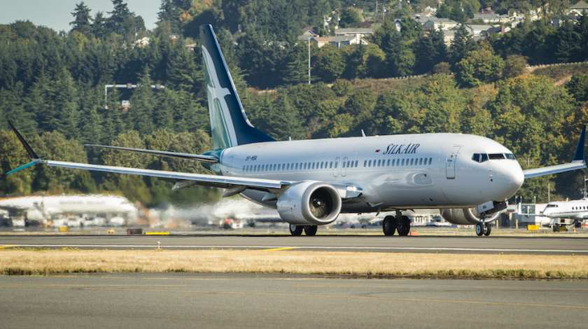 Singapore Suspends Boeing 737 MAX Aircraft Operations