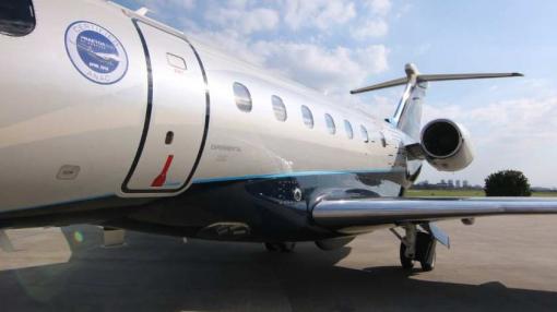 Embraer Praetor 600 Business Jet Gets Certification