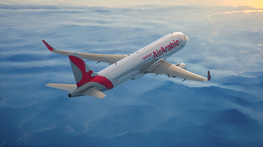Low-Cost Airline Air Arabia Abu Dhabi Makes Inaugural Flight