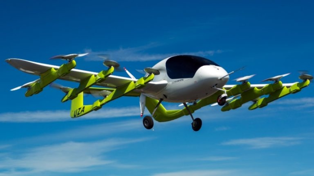 Airways New Zealand Welcomes Zephyr Flying Taxi