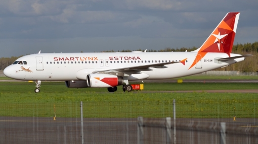 SmartLynx A320 Suffers Runway Excursion after Bad Touch and Go