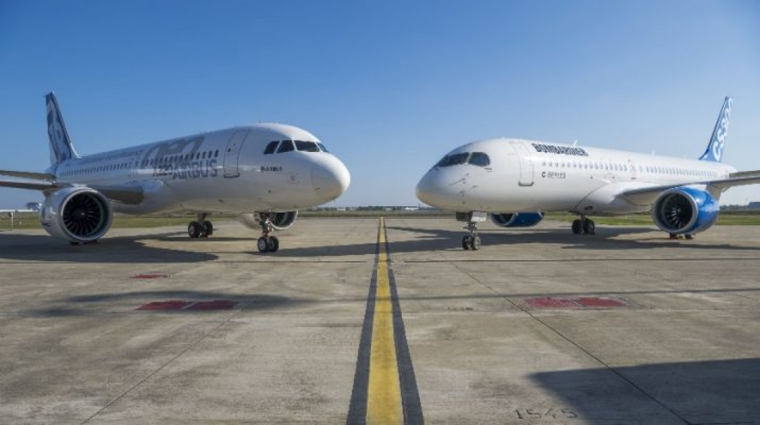Airbus and Bombardier Are about to Close CSeries Deal