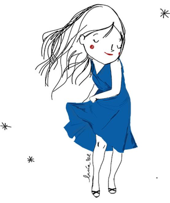Ilustración de Lucía Be