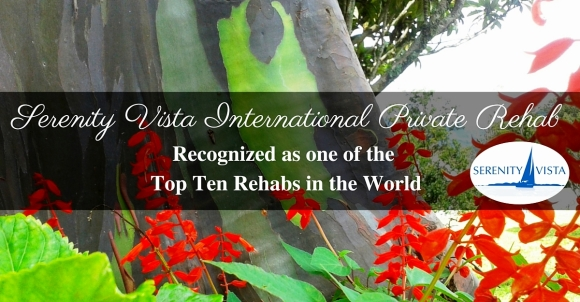 Serenity Vista International Holistic Addiction Treatment - Rated One of Top Ten Rehabs in the World - Complete Life Transformation