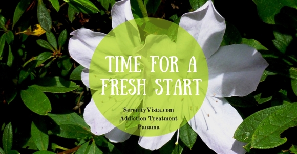 Spring Time for Recovery and Fresh Start - Serenity Vista is Unique in Providing a Fully Comprehensive & Whole Life Integrated Program