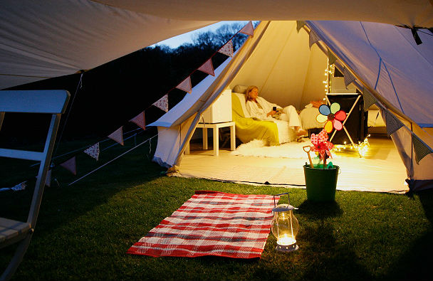 Carry On Glamping Isle of Wight