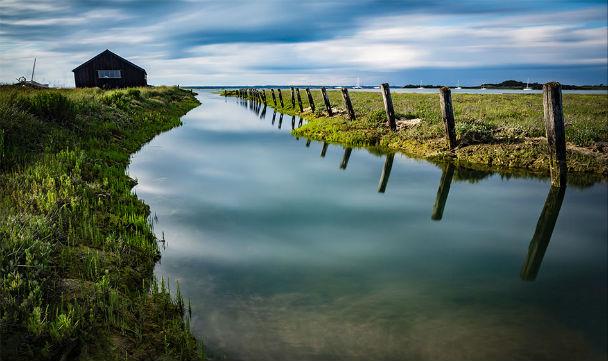 Newtown Creek Isle of Wight by Elm Studio