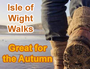 walking holidays on the Isle of Wight