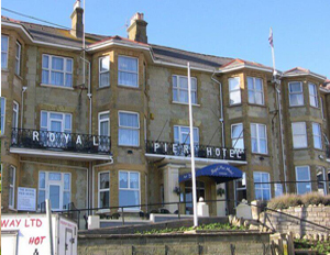 royal pier hotel sandown isle of wight