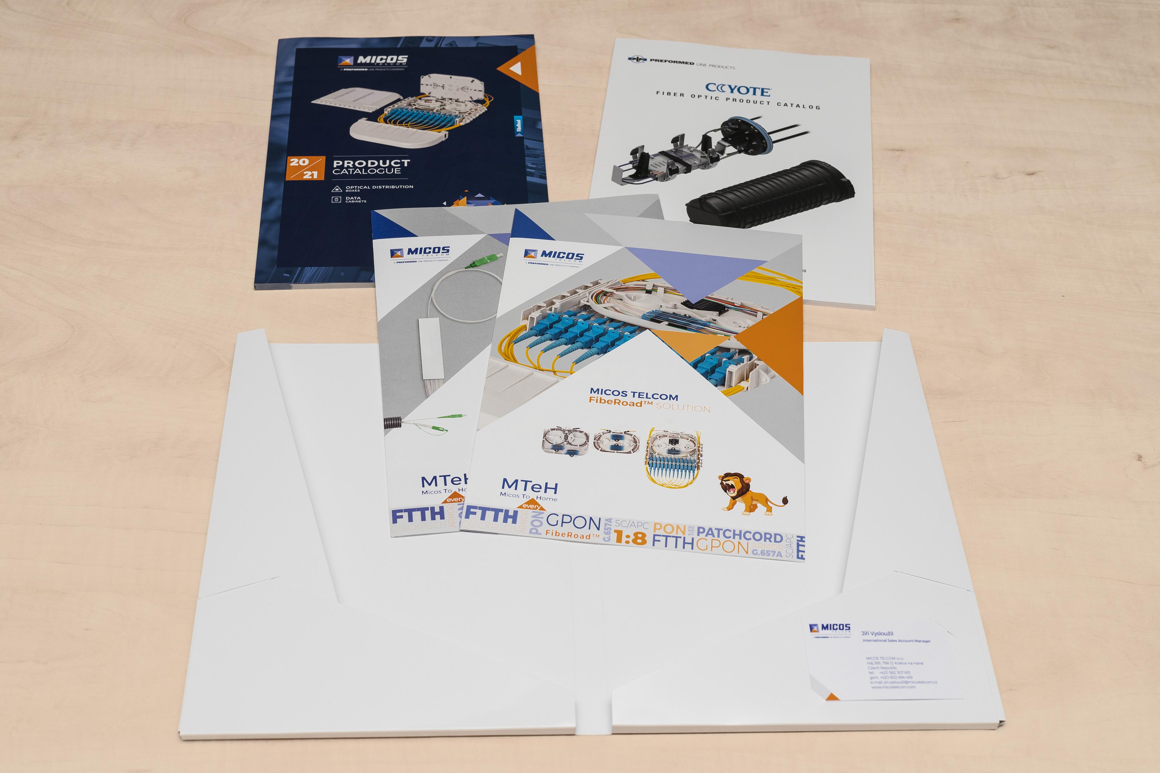 Micos Telcom catalog