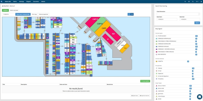 Marina & Shipyard Management Software