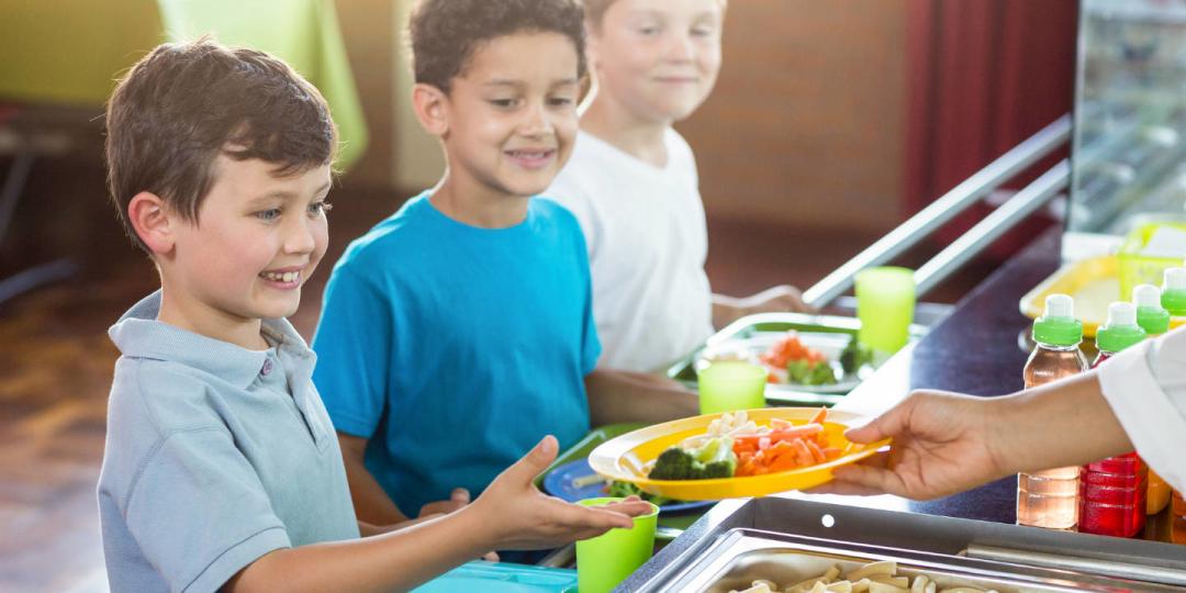 Cantines scolaires : halte aux mauvais choix nutritionnels !