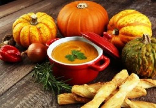 Menus santé : des soupes d'automne qui détonnent