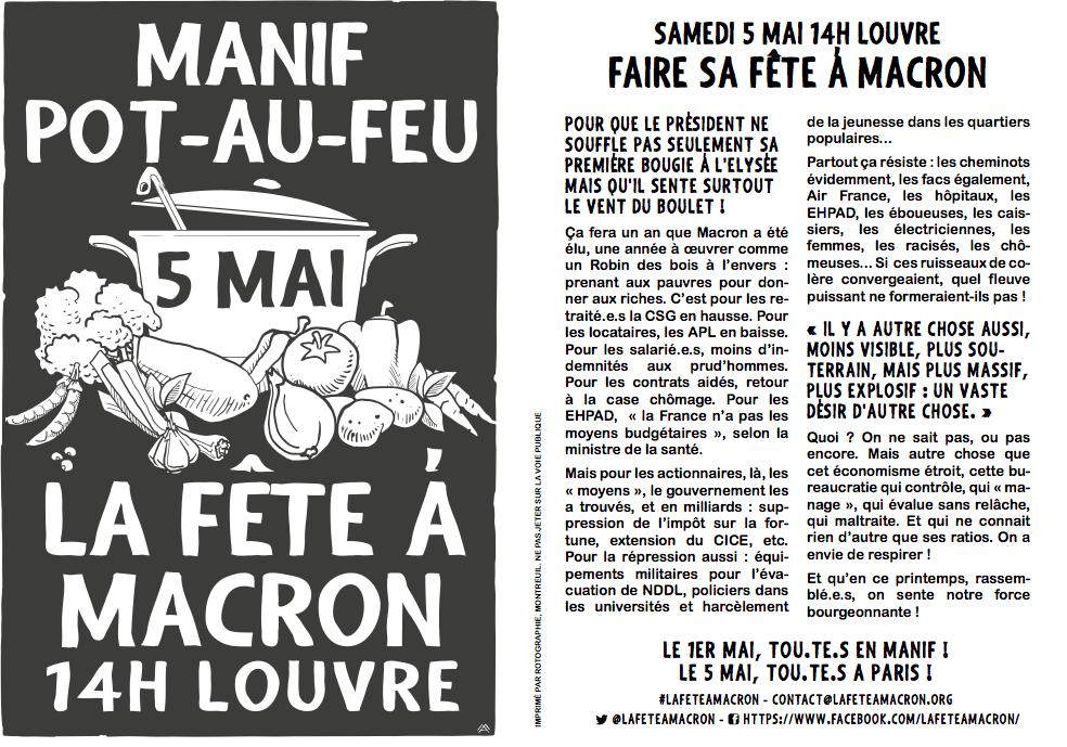 Convergence des luttes. Appel au 5 mai. La Fête à Macron !  6b3c04de54c721b2b93ee640b5f90a54a882b4f3