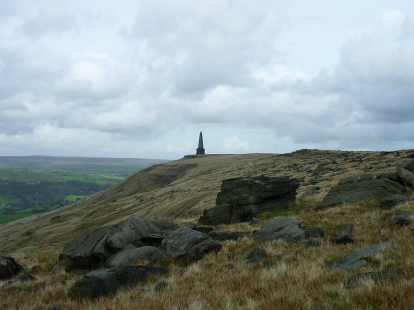 Great Rock in Todmorden