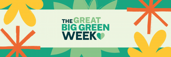 The Great Big Green Week graphic