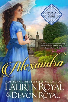 Lost in Temptation & Alexandra — Enable your images to see my book covers!