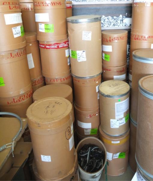 Cardboard Barrels with Lids