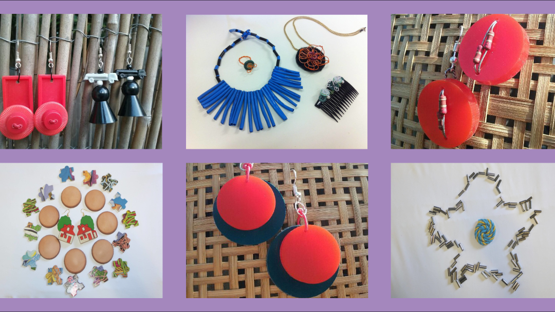 Introduction to Upcycled Jewellery