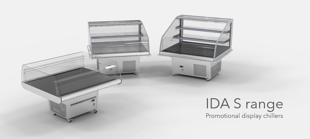 New Optimized Dimensions Freezer – LEDA COMPACT