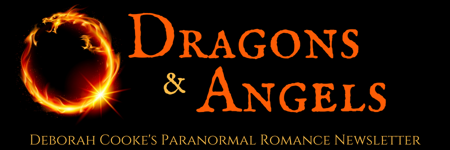 Sign up for Deborah Cooke's Dragons & Angels paranormal romance newsletter