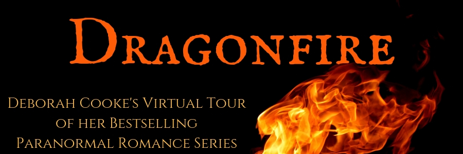 Sign up for Deborah Cooke's virtual tour of her bestselling paranormal romance series, the Dragonfire Novels