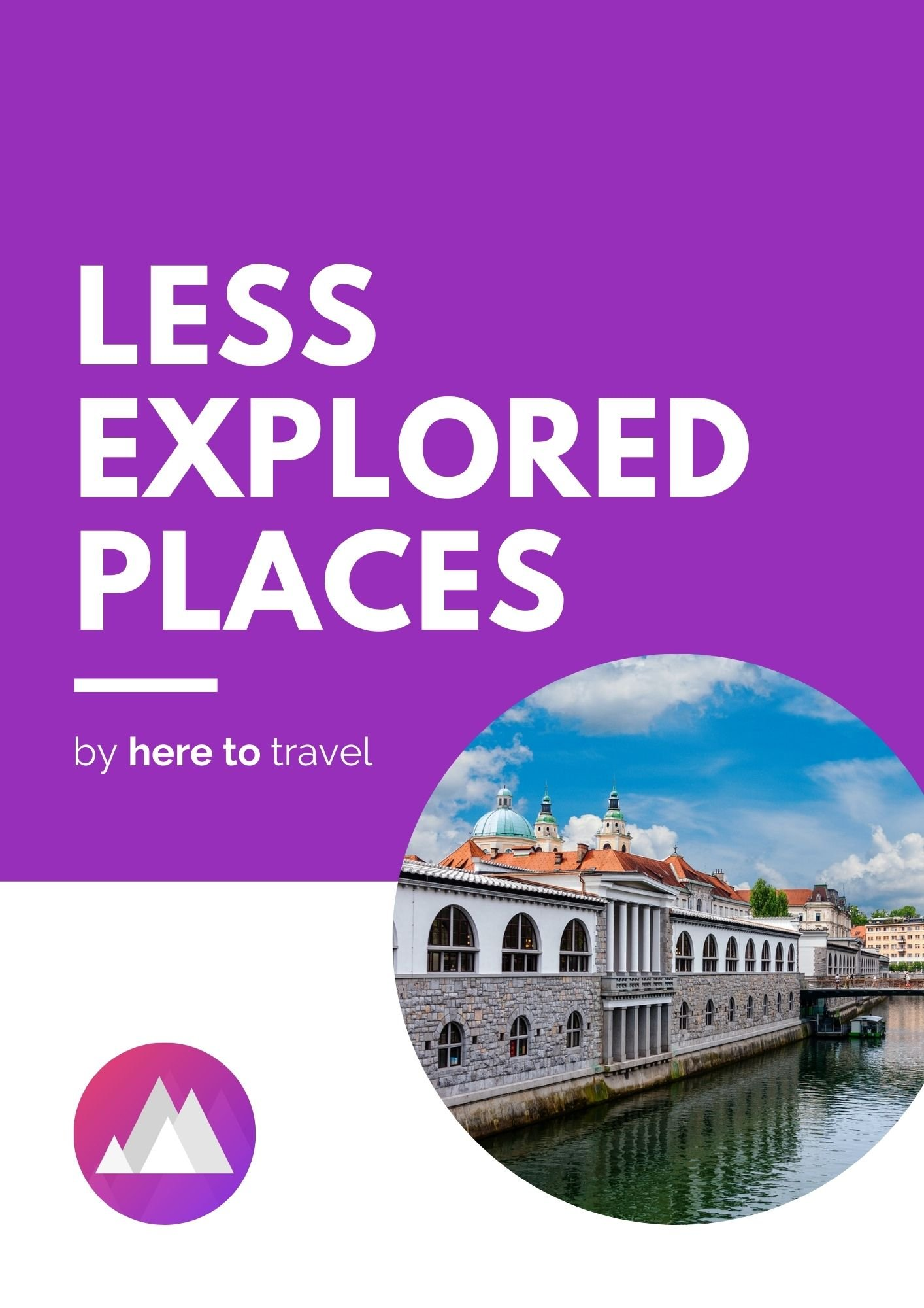 Free Less Explored Places eBook